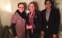 Unser Stipendiatinnen der Hochschule Offenburg 2016/2017 - mit unser Präsidentin (Mitte)
